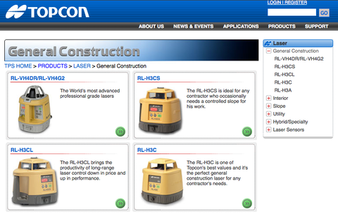 Topconpositioning.com products are news too