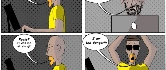 Helping a buddy out, leads to unexpected consequences…